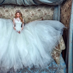 GALIA LAHAV 2018 GELİNLİK MODELLERİ-Le Secret Royal_12