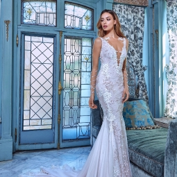 GALIA LAHAV 2018 GELİNLİK MODELLERİ-Le Secret Royal_13