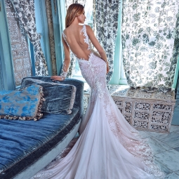 GALIA LAHAV 2018 GELİNLİK MODELLERİ-Le Secret Royal_14