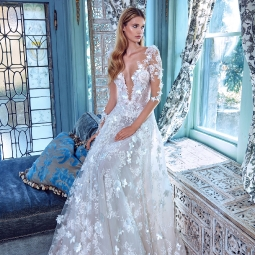 GALIA LAHAV 2018 GELİNLİK MODELLERİ-Le Secret Royal_5