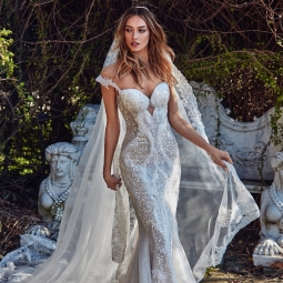 GALIA LAHAV 2018 GELİNLİK MODELLERİ-Le Secret Royal_7